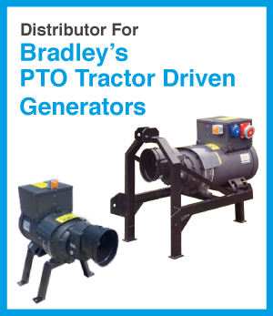 Distributor For Bradley's PTO Tractor Driven Generators
